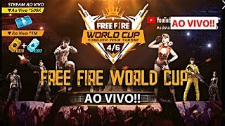 🔴finais  Free Fire Pro League