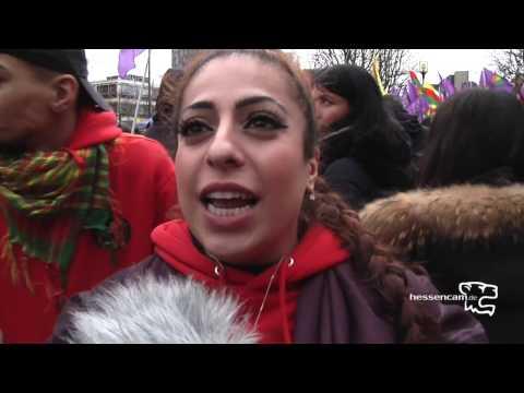 Junge Kurd*innen Sagen Ihre Meinung