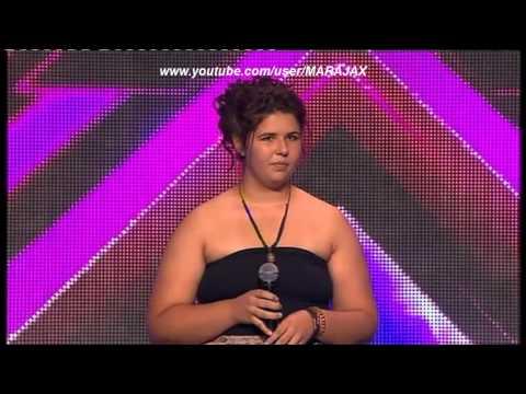 X FACTOR AUSTRALIA 2012 Shiane Hawke first Audition FULL HD