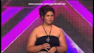 X FACTOR AUSTRALIA 2012 Shiane Hawke first Audition FULL HD