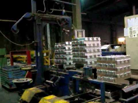Visit to an aluminium smelter - Visit To An Aluminium Smelter - YouTube