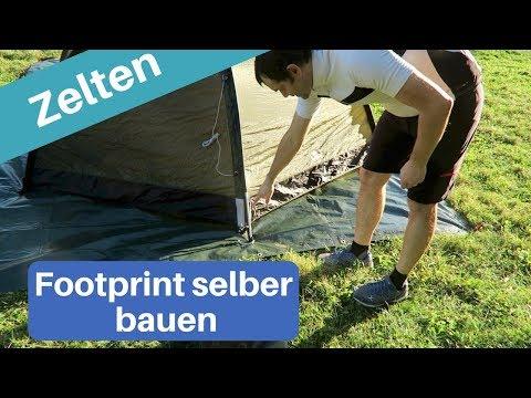 Warum ist ein Zelt Footprint so super | Spassbremsen