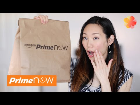 Amazon Prime Now App Testing (Delivery Service Review)