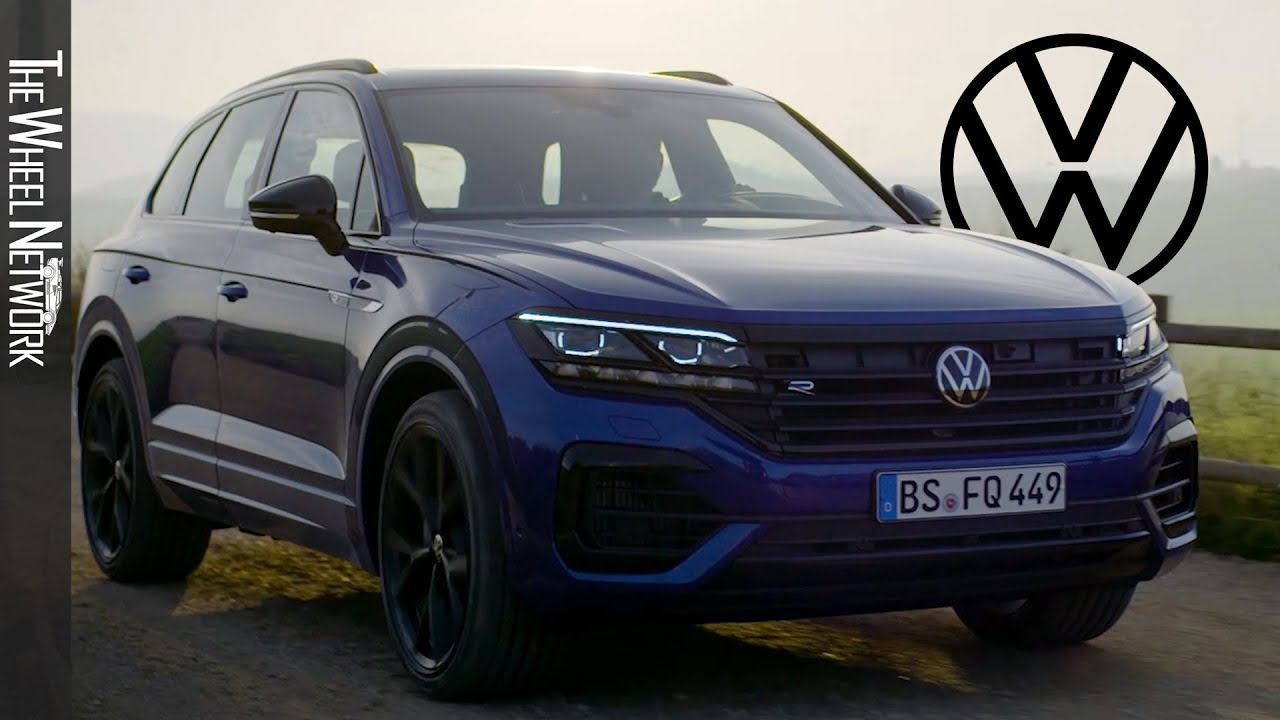 The new Volkswagen Touareg R – Five Highlights