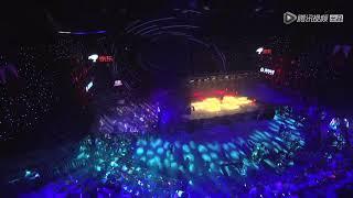 张杰Jason Zhang Jie - 没说什么20181031 超新星全运会·超新星盛典.