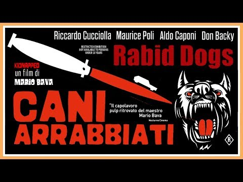 Rabid Dogs (1974) VHS Trailer - Color / 1:47 Mins