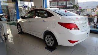 Hyundai verna 2017 india review basic Model