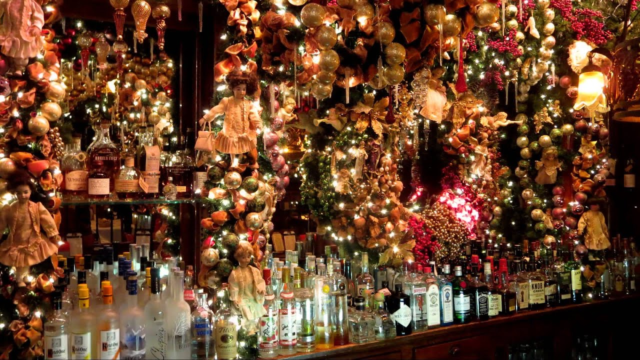 rolfs restaurant fairytale of christmas in new york youtube - Restaurant Christmas Decorations