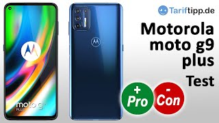moto g9 plus | Test des brandneuen Mittelklasse-Stars von Motorola