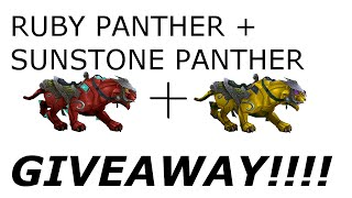 [DONE] WoW 6.2.2: MOUNT GIVEAWAY: Ruby Panther + Sunstone Panther - WoW Gold Farming Guides
