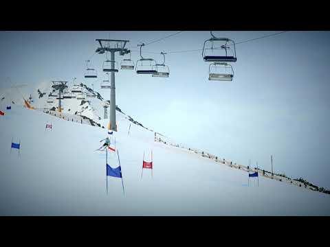 Speed camp Bulgarian ski federation.