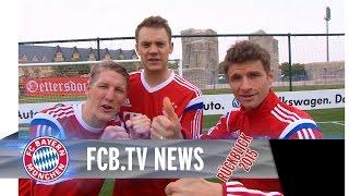 FCB.tv News I Saisonrückblick 2014/15