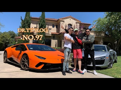 拜訪加州知名網紅 Yellow Dude & Ryan (第一集)