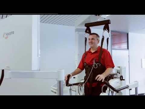 Reyap Hastanesi İstanbul  Lokomat - Robotik Lokomat Tedavisi
