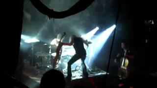Apocalyptica - Seek and Destroy - The Regency SF - September 9 2010