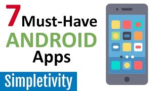 7 Android Apps I Can