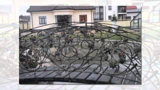 Кованые мостики – художественная ковка в Москве – (499) 403-13-89(, 2015-04-19T23:32:40.000Z)