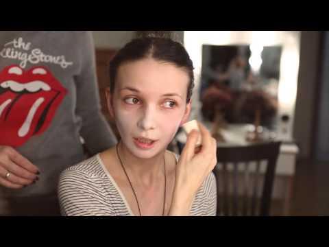 Грим, видеоурок №1. Мария Смольникова