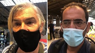 video: Travel news: Quarantine threat sparks surge of Britons racing to get back before deadline