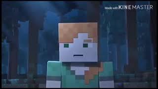Phim hoạt hình minecraft | Cuộc phiêu lưu của Alex.
