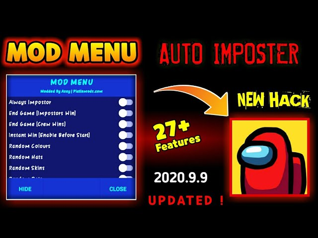 Download and install Hack Among Us Apk 2020 Latest Update January 2021 - Download Download and install Hack Among Us Apk 2020 Latest Update January 2021 for FREE - Free Cheats for Games