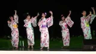 こけぴよ 『 夏祭り 』 あおむし(二木蒼生)マザー牧場LIVE2部