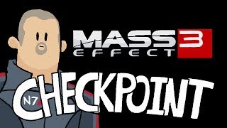 LORE - Mass Effect 3 Speedrun - Checkpoint!