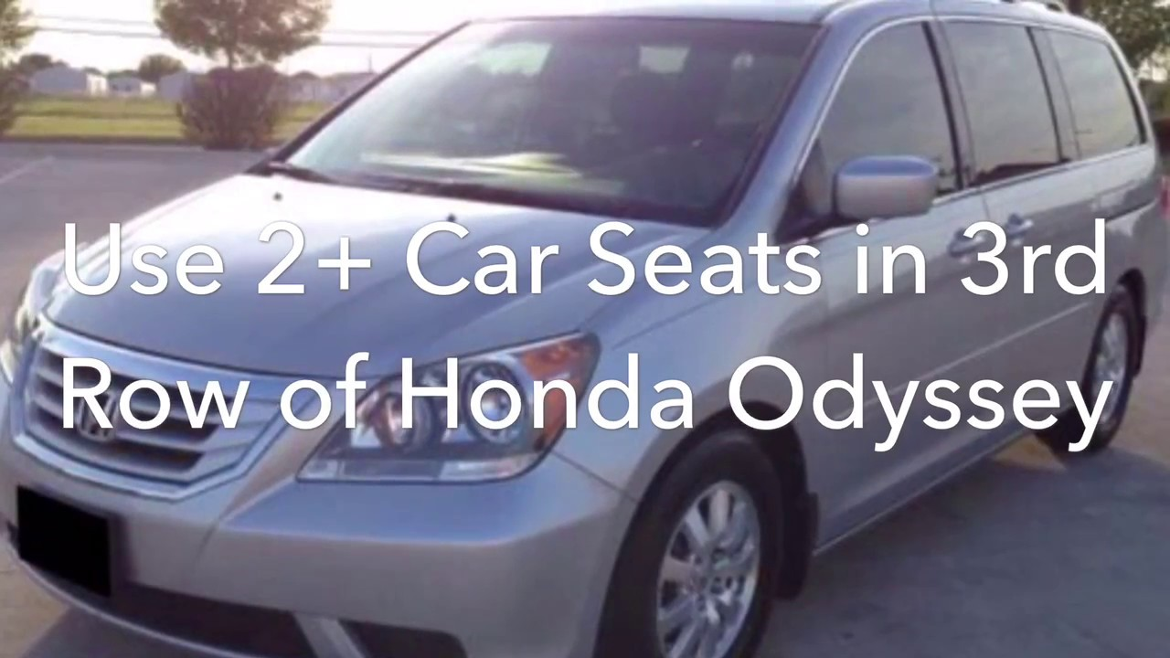 honda odyssey car seat tether new used car reviews 2018. Black Bedroom Furniture Sets. Home Design Ideas