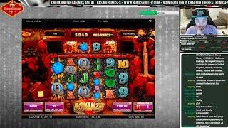 💰4€ BONANZA BIG WIN!!! (BigTimeGaming) - BonusRoller