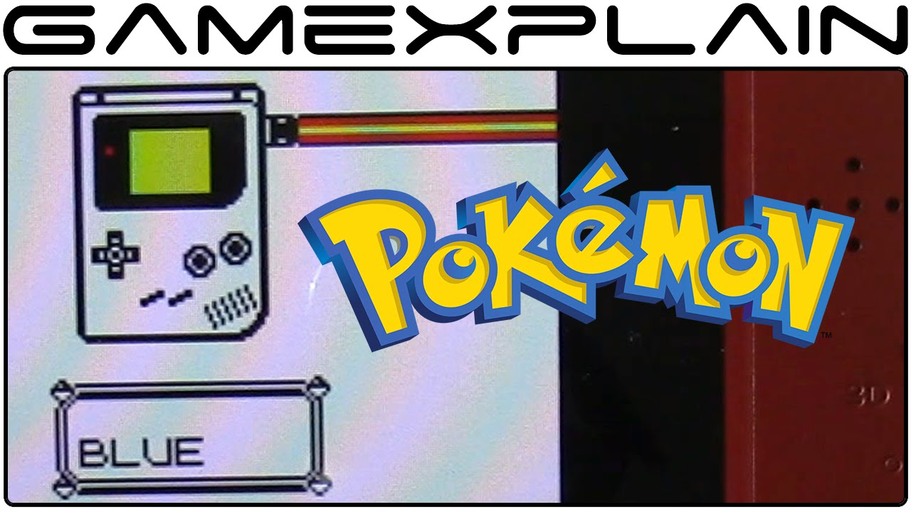 Trading Multiplayer Battle In Pokemon Red Blue Yellow