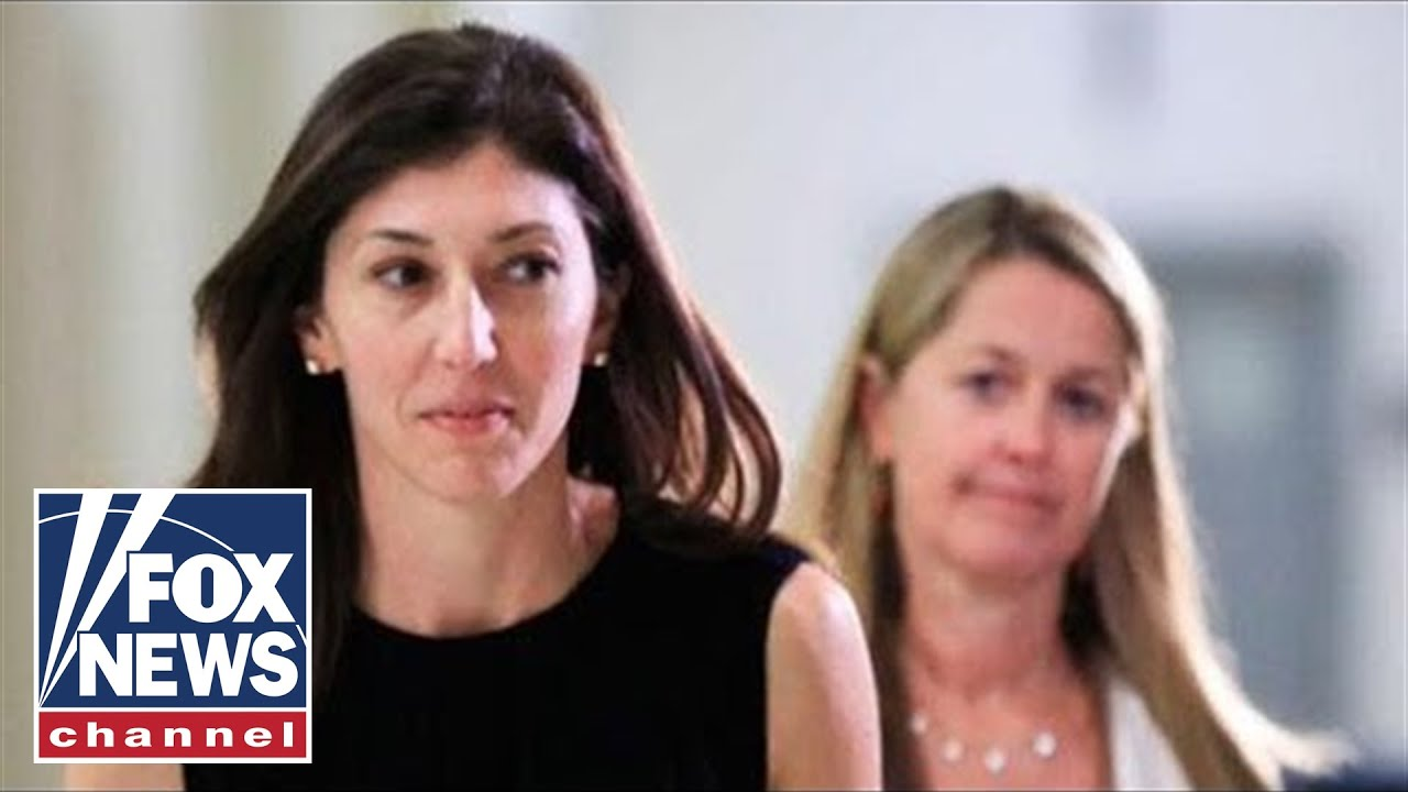 Lisa Page sues DOJ, FBI for leaking text messages - FOX News