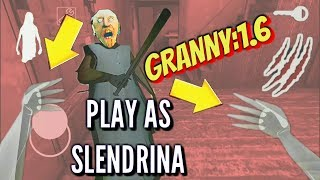 Play Slendrina Granny The Horror Game New Update 1.6