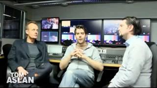 claus von wagner  2015 | Die Anstalt Max Uthoff und Claus von Wagner