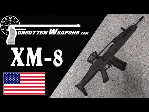 HK XM-8 What Was it and Why? (With Larry Vickers)