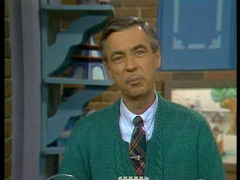 Mr Rogers You Are My Friend Youtube