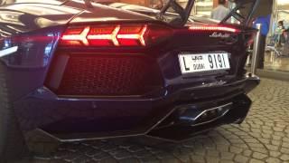 DMC Lamborghini Aventador Roadster in Dubai