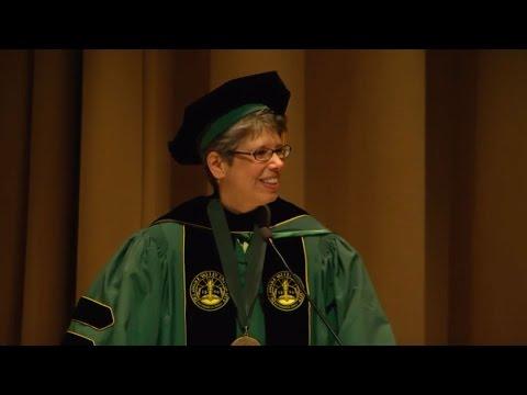 The Inauguration of Maria Gallo, Ph.D.