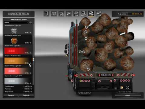 [ETS2]Euro Truck Simulator 2 Volvo ohaha v 1.26.x