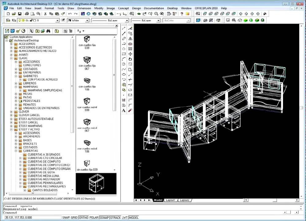 OFFICE-PLANNING SOFTWARE AND REPORTS OFFI-SPACE PLANNER ...