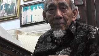 Blak-Blakan KH Maimun Zubair  Soal Semen Di Rembang