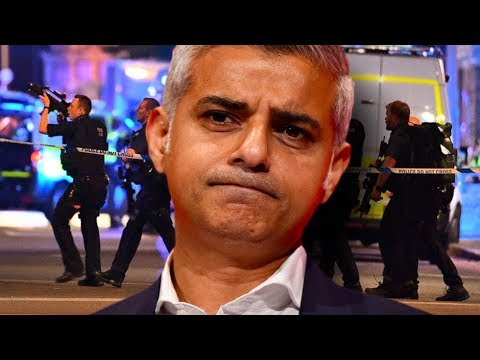Thumbnail: Sadiq Khan is a Complete Idiot