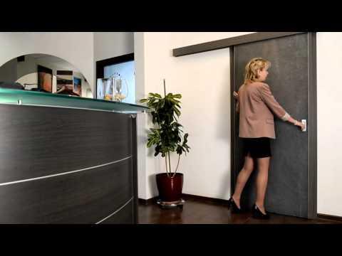 REZIDENT GAG - система для герметичных сдвижных дверей