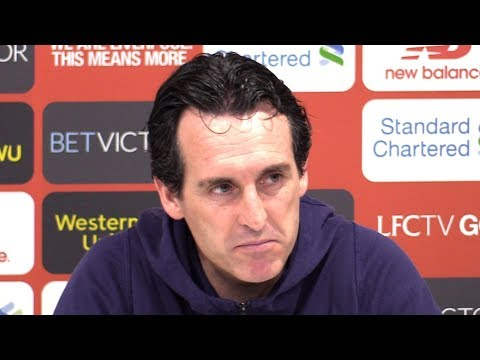 Liverpool 5-1 Arsenal - Unai Emery Full Post Match Press Conference - Premier League