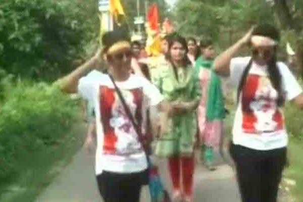 150 Pakistani Hindus reach Haridwar for holy Kanwar Yatra