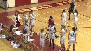CMNtv Sports - Girls Basketball - Pontiac vs Athens - Feb 18, 2016