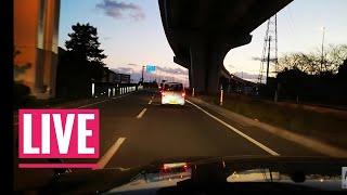 [車載動画]福岡前原道路の走り方