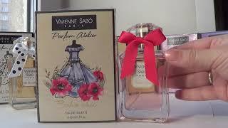 Ароматы от Vivienne Sabo/новые ароматы в моей коллекции. - Видео от ОльгаНканал