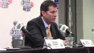 Kentucky 83, UCLA 44: Steve Alford, Kevon Looney, Bryce Alford