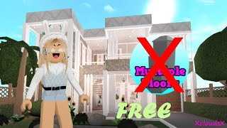 How to get MULTIPLE FLOORS gamepass for FREE! BLOXBURG | XcloudsX