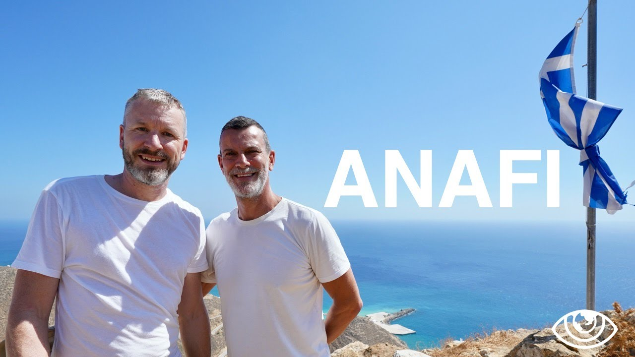 Anafi (4K) / Greece Travel Vlog #260 / The Way We Saw It